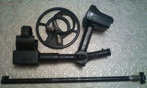 Продам блок обработки от металлоискателя КОНДОР 7252М. - 1.jpg