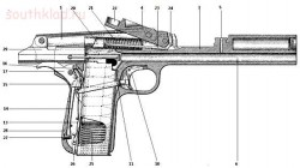 Первые эскизы пистолетов Браунинга и их аналоги, ч1. - 5.jpg
