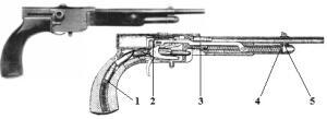 Первые эскизы пистолетов Браунинга и их аналоги, ч1. - 6.jpg