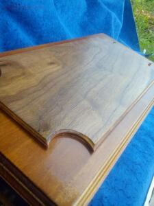 делаю из дерева для оформления и хранения находок - IMG_20100117_164317.jpg