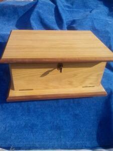 делаю из дерева для оформления и хранения находок - IMG_20100101_163946.jpg