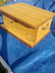 делаю из дерева для оформления и хранения находок - IMG_20100101_164023.jpg