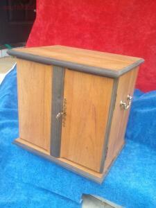 делаю из дерева для оформления и хранения находок - IMG_20100131_164717.jpg