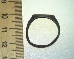 Перстень с беременным павлином 16-17в до 18.09.16 в 22.00 по МСК - WP_20160912_013.jpg