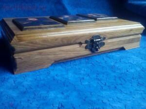 делаю из дерева для оформления и хранения находок - IMG_20100201_005247.jpg