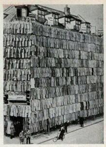Редкие исторические фотографии - Пальто, пальто, пальто, пальто, пальто и еще много раз пальто — распродажа в Копенгагене, 1936 год.jpg