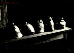 Кокарды На Ранних Советских Пожарных Касках. - 01.jpg
