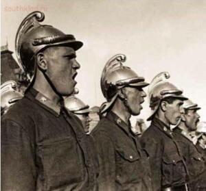 Кокарды На Ранних Советских Пожарных Касках. - 05.jpg