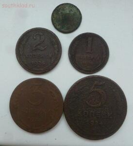 1-2-3-5 копеек 1924 года полкопейки 1925 года. До 03.01.17г. в 21.00 МСК - P1360518.JPG