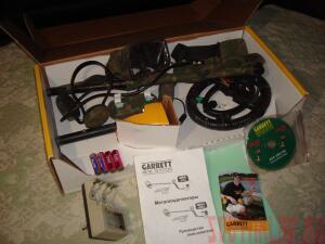 Продам Garrett Ace250 комплект - DSC02182.JPG