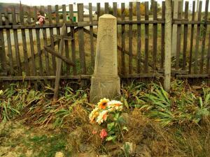 Застывшее время - могила венгерских военнопленных 1914г .JPG