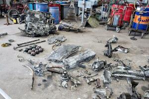 В Дании школьник откопал самолет с останками пилота внутри - самолёт3.jpg