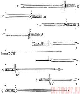 Штыки. Штык-ножи и штык-шпаги. - 000170.jpg