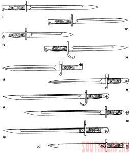 Штыки. Штык-ножи и штык-шпаги. - 000171.jpg