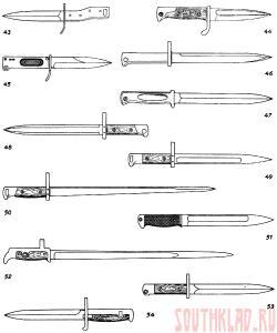 Штыки. Штык-ножи и штык-шпаги. - 000176.jpg