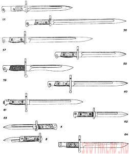 Штыки. Штык-ножи и штык-шпаги. - 000177.jpg