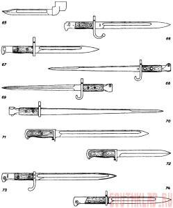 Штыки. Штык-ножи и штык-шпаги. - 000178.jpg