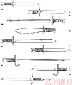 Штыки. Штык-ножи и штык-шпаги. - 000180.jpg