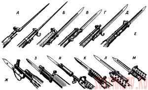 Штыки. Штык-ножи и штык-шпаги. - 000186.jpg