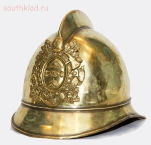 Кокарды На Ранних Советских Пожарных Касках. - й1.jpg