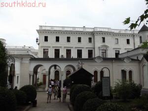 По следам Ялтинская конференция ... Ливадийский дворец - DSCF2585.jpg
