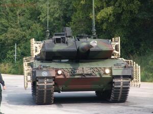 Основной боевой танк ФРГ Leopard-2 . - 06.jpg