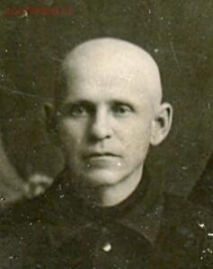 Георгиевские кресты станицы Каменской - Иван Иванович Чеботарев 1929 г. %28до сталинских лагерей%29.jpg