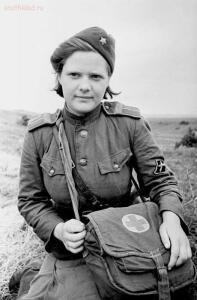 Советская фронтовая медсестра. - 02.jpg