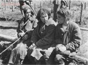 Три пленные советские женщины. - 03.jpg
