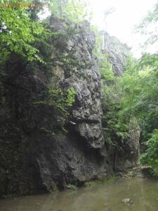 Тропами к Ванне Молодости ... или по Большому каньону Крыма - DSCF2119.jpg