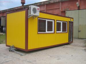 Заборы, навесы, строительные бытовки и многое др. - IMG_6591.jpg