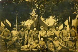 Казаки - Кто они ? - Кубанские-казаки-в-мае-1916-года..jpg