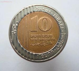 Израиль 10 новых шекелей 2006 г. до 17.11 до 20-00 - SAM_0655.JPG