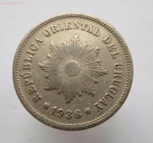 Уругвай 5 сентесимо 1936 год до 17.11 до 20-00 - SAM_0666.JPG