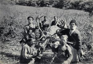 Кубанская охота 1888-1909 годов - 4BWLlF0B5h4.jpg