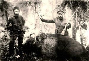 Кубанская охота 1888-1909 годов - -anMZ4ZPrFk.jpg