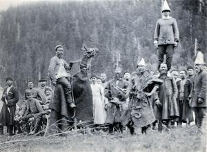Кубанская охота 1888-1909 годов - RcuekmZrA5w.jpg