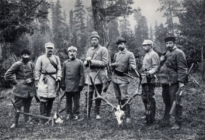 Кубанская охота 1888-1909 годов - UTXrAA3E1W4.jpg