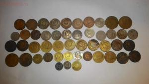 Лот монет ранние советы 47 штук до 22.11.17 22 00. - P_20171116_222939.jpg