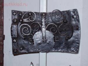 Силуэтные замочки - стражи шкатулки - old_lock_2_11.JPG