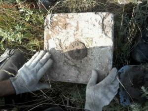 Квадратный камень с металлической сердцевиной, с чего? - 20140621_190353.jpg