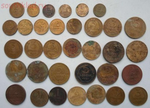 Большой лот монет СССР 1924-1957 гг - SAM_0372.JPG