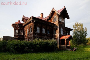 Два удивительных затерянных дома в Костромской области - PKsOWk1zBpo.jpg