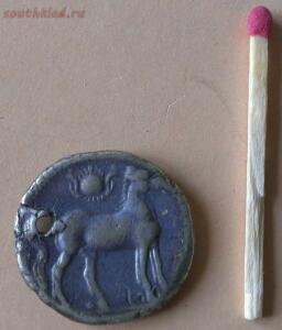 Помогите определить и оценить античные монеты - IMAG0253.jpg