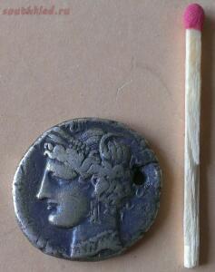 Помогите определить и оценить античные монеты - IMAG0254.jpg