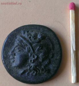 Помогите определить и оценить античные монеты - IMAG0257.jpg