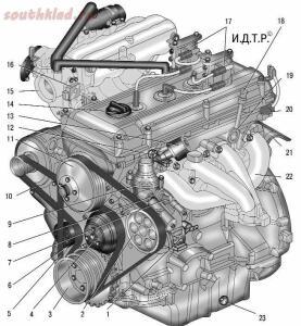 проблемы УАЗ Хантер 409 дигатель - 18.jpg