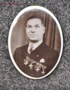 Георгиевский крест в советское время - zahariin.jpg