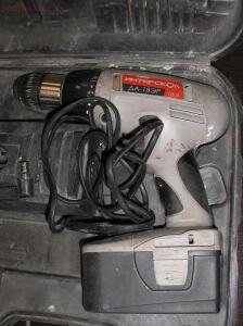 Аккумуляторная батарея шуруповерта Интерскол ДА-18ЭР - PC148210.JPG