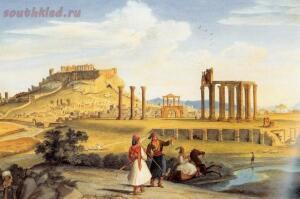 История старого снимка или как монахи на храм Зевса Олимпийского залезли - 4.jpg